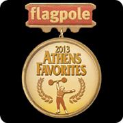 2013 Athens Favorites