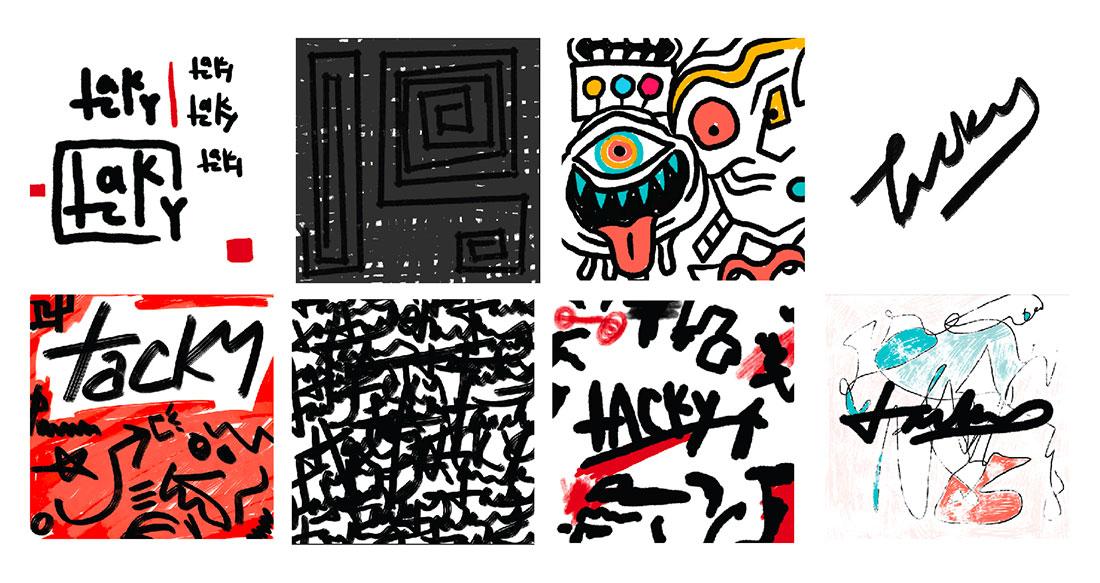 flagpole.com: tacky! Provides Mentorship, Studio Space and Digital Platform for Marginalized Artists